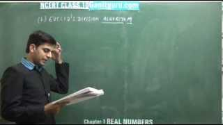Real Numbers ncert class 10 chapter 1 part 1 OF 5 (in Hindi+English)
