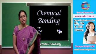 Chemical bonding - 10th class Science
