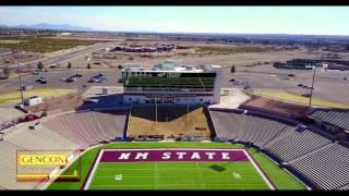 Three projects at New Mexico State University