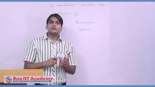 Introduction to Periodic Table - IIT JEE Main and Advanced Chemistry Video Lecture