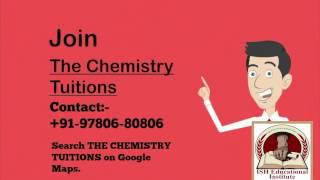 The Chemistry Tuitions