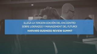 Harvard Business Review Summit 2017